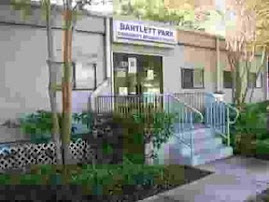 Bartlett Park Community Resource Center