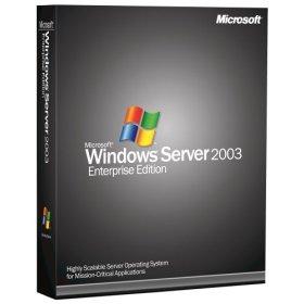 key microsoft windows server 2003: