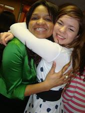Eu e minha querida Muni - Suiça 2010