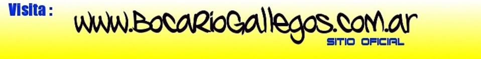 "Club Boca Rio Gallegos - Argentino ""B"" 2009-2010"