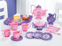 006274 M Disney Princess Deluxe Tea Set...
