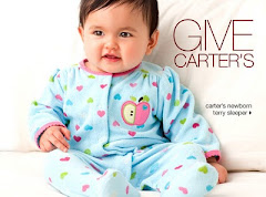 Carter's Romper Love
