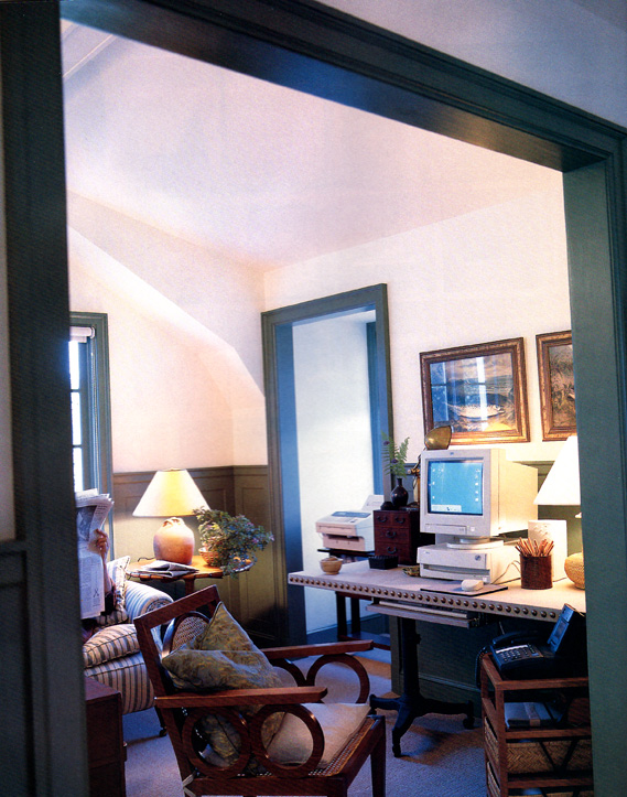 Gretchen opgenorth the ultimate home office for Ultimate office design