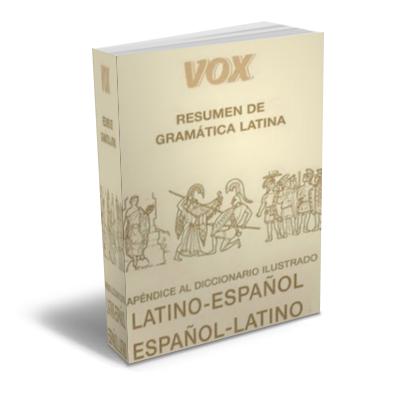 buenabiblioteca: Resumen de Gramatica Latina - VOX