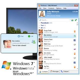 Aplikasi NIMBUZZ Untuk PC
