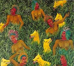 arte haitiana
