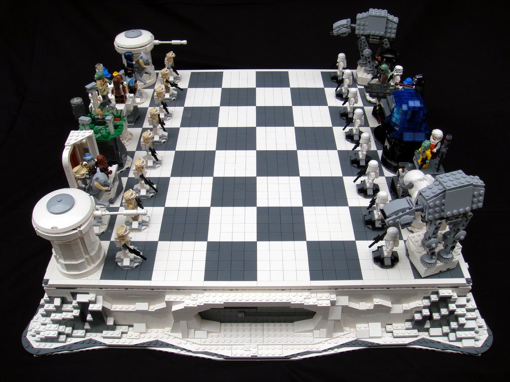 Star Wars Chess Set Stereokiller Message Boards