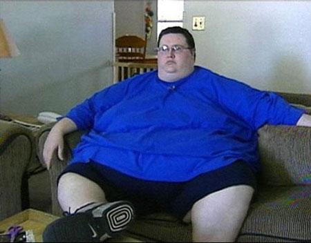 World s fattest man