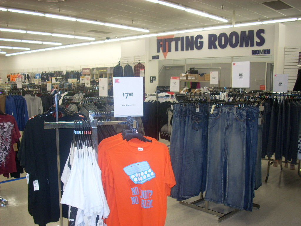 Super kmart blog clarksville tn commons big kmart and for Kmart shirts for employees