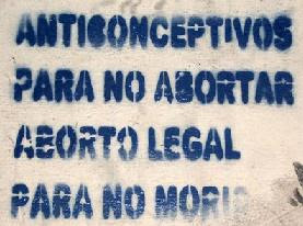 Yo Voto por el Aborto Legal.