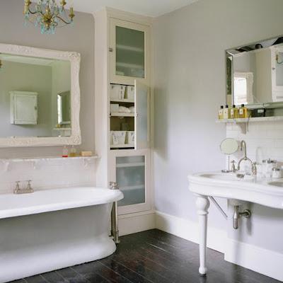 littlebrightspot: re-create the look: living etc. bathroom