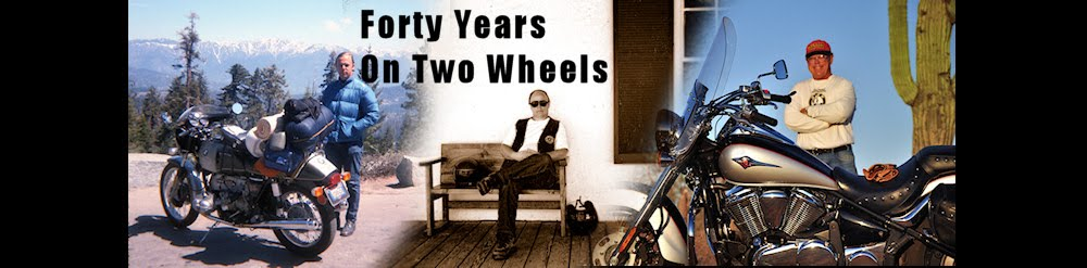Forty Years On Two Wheels