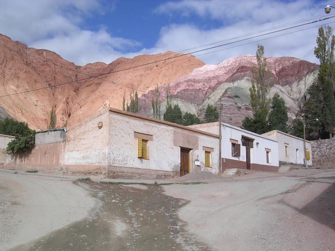 Pumamarca et ses montagnes aux 7 couleurs