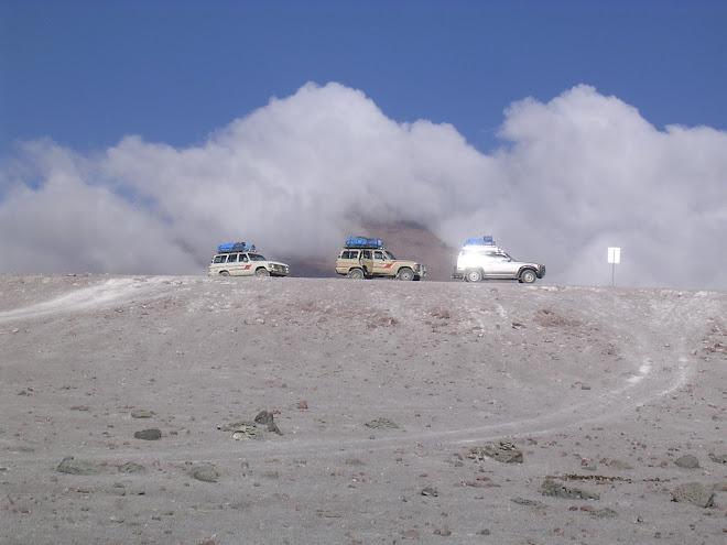 4 jours en jeep de Tupiza à Uyuni