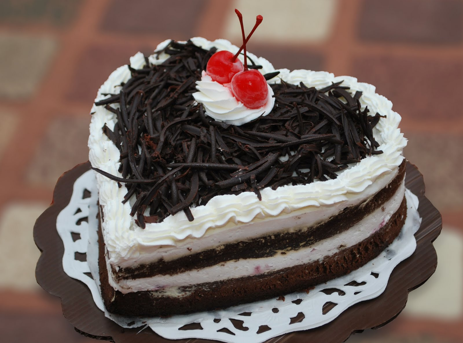 Cake Black Forest Birthday : Sweet Delights: Mini Black Forest