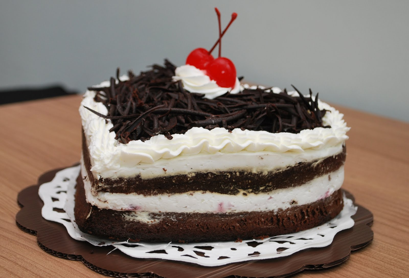 Sweet Delights: Mini Black Forest