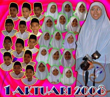 .:: Anak2 SBPIK 2008 ::.