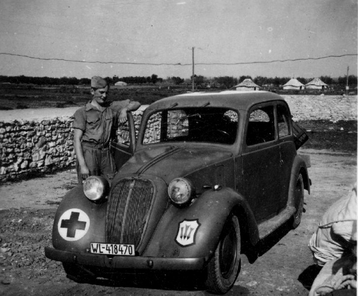 Fiat 508C Nuova Balilla 1100. The Fiat 1100 was first introduced in 1937 as