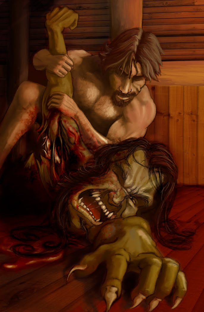 devin a maupin beowulf vs grendel