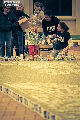 ICan Guiness World Record Wellington David St George Photography