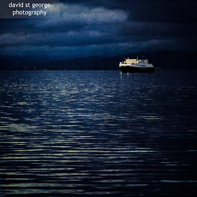 Bluebridge Ferry Wellington David St George Photography