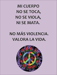 Por una comunidad pacífica