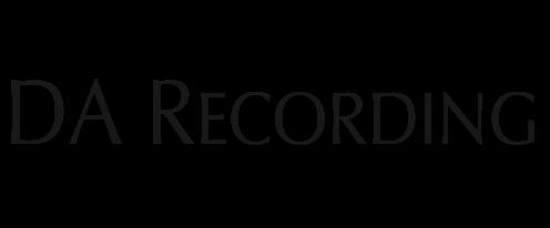 DA Recording