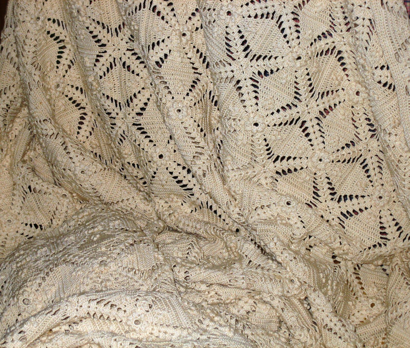 La casa e il giardino a crochet bedspread in my italian trunk a crochet bedspread in my italian trunk il copriletto alluncinetto nel mio baule bankloansurffo Choice Image