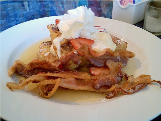 Chowder House Cafe's French Toast