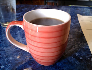 Cup of Steaming Decaf