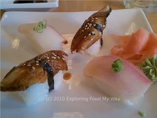 Nigiri Sushi Appetizer