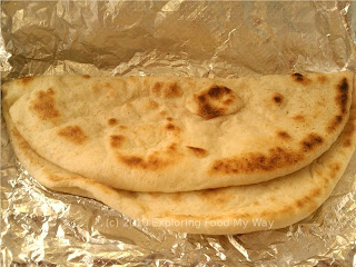 Not-So-Indian Flat Bread