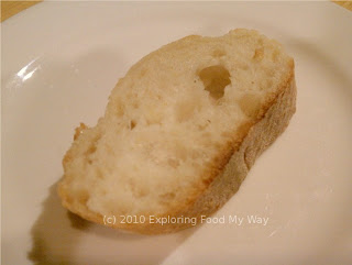 Slice of Crusty Bread