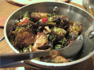 Side of Crispy Fried Brussels Sprouts