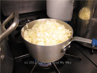 Cooking Onions in Windsor Pan