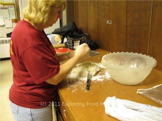 Forming Smaller Dough Balls