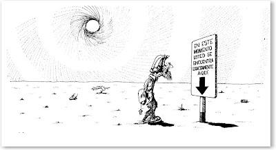 GalaxiaMia Quino  El mejor humorista grafico del mundo