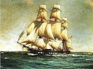 A HMS Magicienne