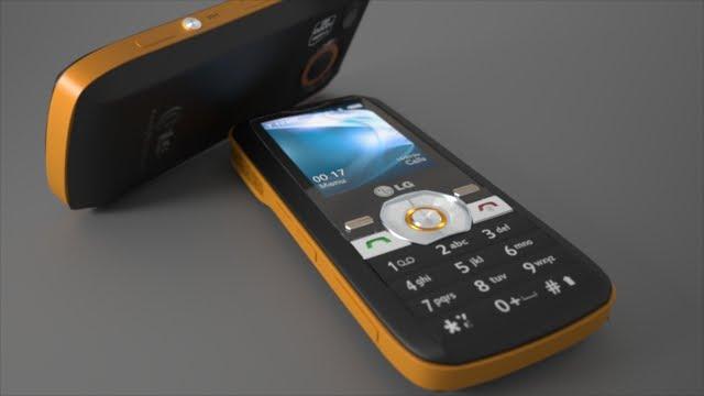 celular lg gm205. baseado no modelo LG-GM205