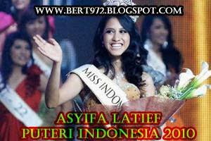 PUTERI INDONESIA 2010 ASYIFA LATIEF