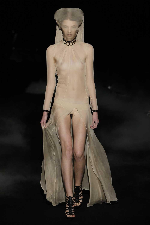 fashion runway oops