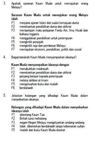 Soalan Ramalan SPM 2010 - Tema 4 Ting 5 ( bab 1 dan bab 2 )