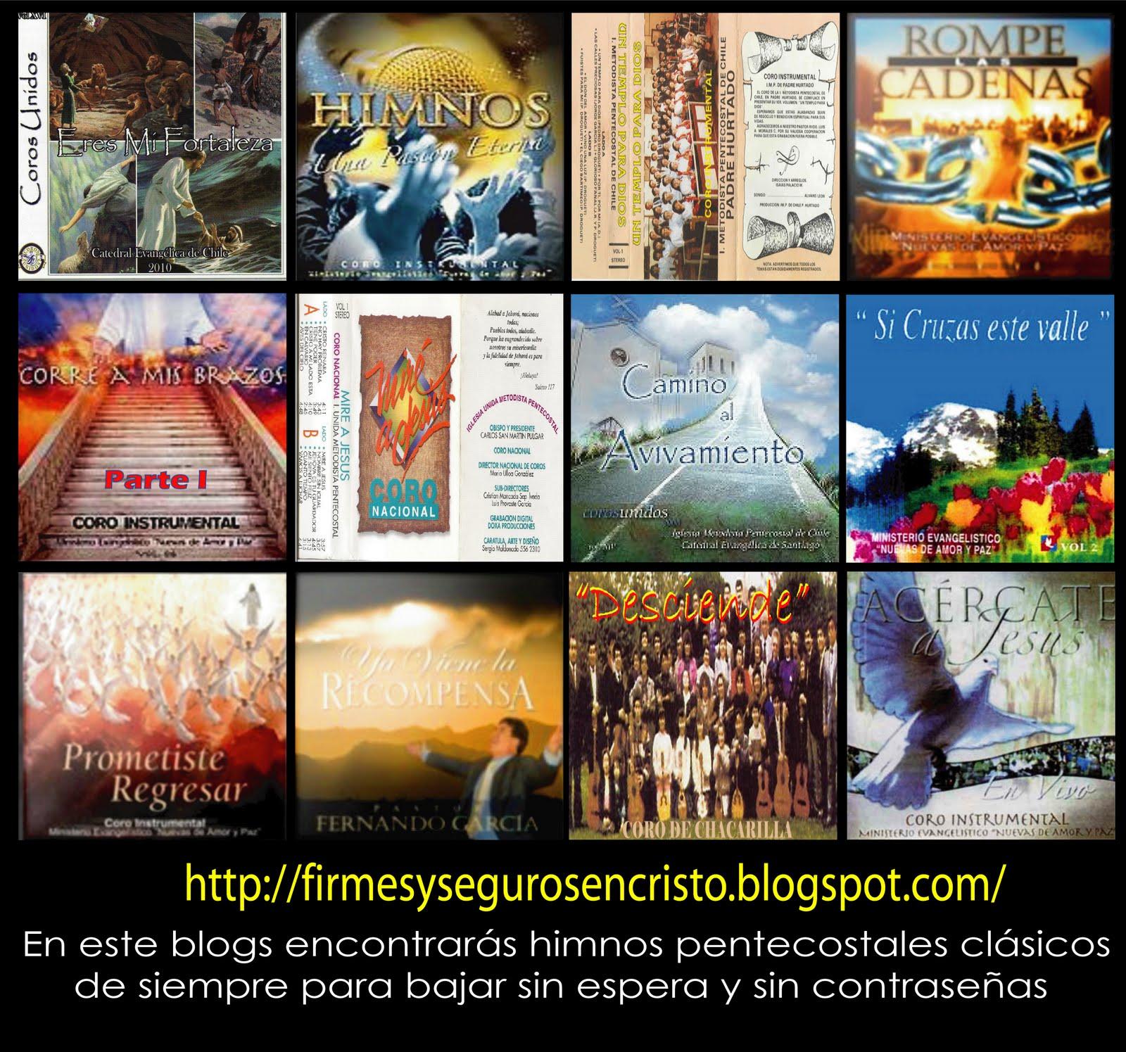 Himnos Pentecostales - Coros Unidos - y otros Coros