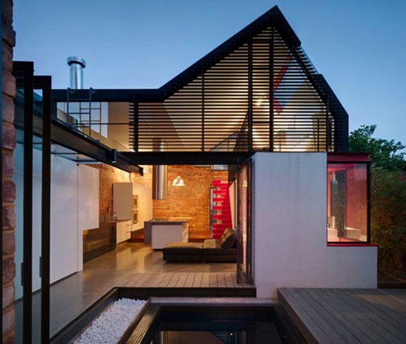 modern house architectural styles design by Victorian Style Homes ...