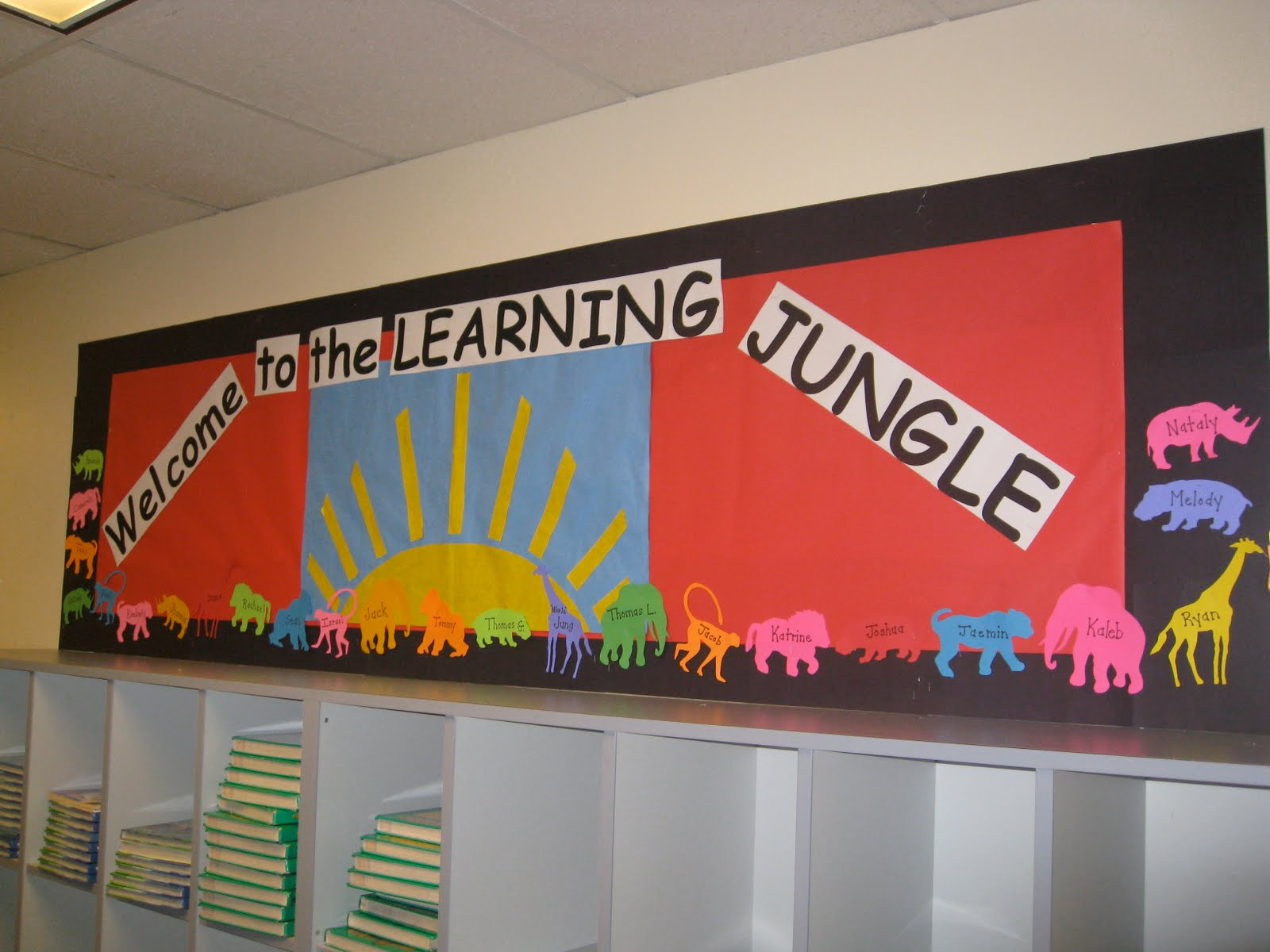 Creative Classroom Decoration : Creative classroom decorating ideas driverlayer search