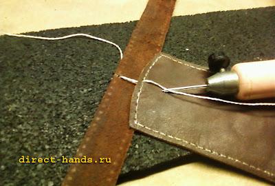 Самодельный чехол для сотового телефона фото 15