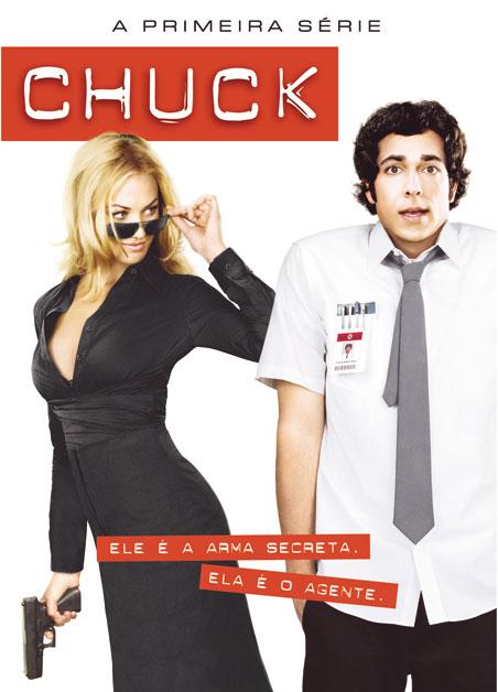 Chuck 1ª Temporada Dublado Completo