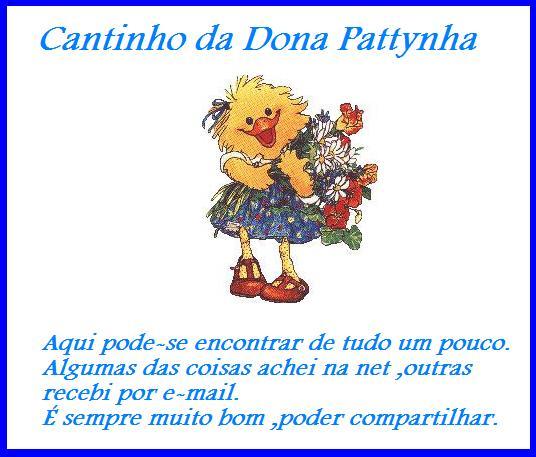 Cantinho da Dona Pattynha