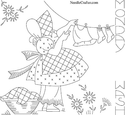 Amazon.com: Anita Goodesign Sunbonnet Sue and Sam Embroidery