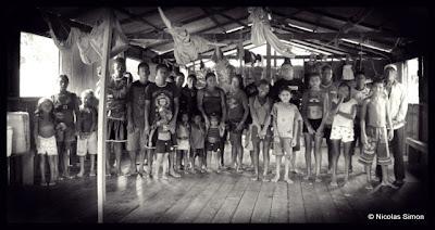Voyage Bresil Photo Premieres belles photos de Macapa et Bailique